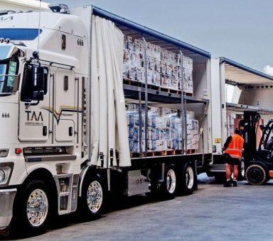 Goldengate International Freight.